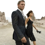 "Image for the Film programme ""Quantum of Solace"""