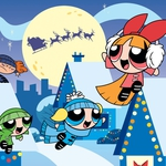 "Image for the Film programme ""Powerpuff Girls: Twas the Fight Before Christmas"""