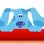 "Image for the Childrens programme ""Blue's Clues"""