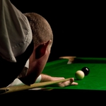 "Image for the Sport programme ""Masters Snooker"""