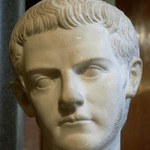 "Image for the History Documentary programme ""Caligula"""