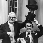 "Image for the Comedy programme ""The Two Ronnies"""