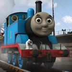 "Image for the Childrens programme ""Thomas the Tank Engine"""