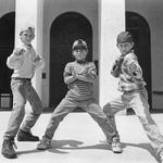 "Image for the Film programme ""3 Ninjas Knuckle Up"""