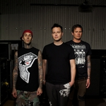 "Image for the Music programme ""Blink 182"""