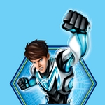 "Image for the Animation programme ""Max Steel"""