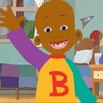"Image for the Childrens programme ""Little Bill"""