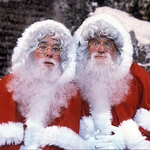 "Image for the Comedy programme ""Christmas Night with the Two Ronnies"""