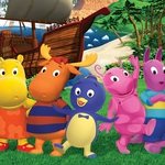 "Image for the Childrens programme ""The Backyardigans"""