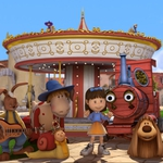 "Image for the Animation programme ""The Magic Roundabout"""