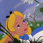 "Image for the Film programme ""Alice in Wonderland"""