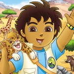 "Image for the Animation programme ""Go Diego Go!"""