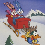 "Image for the Film programme ""It's a Wonderful Tiny Toons Christmas Special"""
