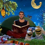 "Image for the Childrens programme ""A Bedtime Story"""