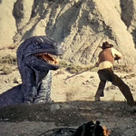 "Image for the Film programme ""The Valley of Gwangi"""