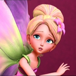 "Image for the Childrens programme ""Barbie Presents: Thumbelina"""