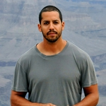 "Image for the Documentary programme ""David Blaine"""