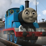 "Image for the Childrens programme ""Tomas is a Threud (Thomas the Tank Engine)"""