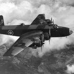 "Image for the History Documentary programme ""Bombers of the Second World War"""