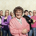 "Image for the Sitcom programme ""Mrs. Brown's Boys"""