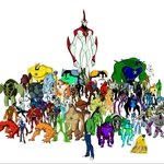 "Image for the Animation programme ""Ben 10: Ultimate Alien"""