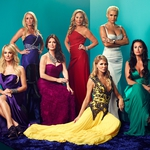 "Image for the Reality Show programme ""Real Housewives of Beverly Hills"""