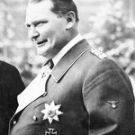 "Image for the History Documentary programme ""Goering's Last Secret"""