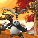 "Image for the Animation programme ""Kung Fu Panda: Legends"""