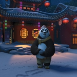 "Image for the Animation programme ""Kung Fu Panda Holiday"""