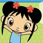 "Image for the Childrens programme ""Ni Hao Kai-Lan"""