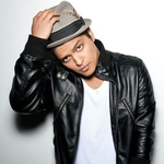 "Image for the Music programme ""Bruno Mars"""