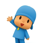 "Image for the Childrens programme ""Let's Go Pocoyo"""