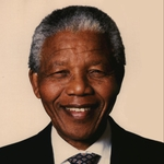 "Image for the Documentary programme ""Nelson Mandela"""