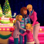 "Image for the Film programme ""Barbie: A Perfect Christmas"""