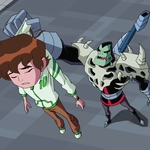 "Image for the Animation programme ""Ben 10 Omniverse: Of Predators and Prey"""