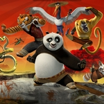 "Image for the Film programme ""Kung Fu Panda: Secrets of the Furious Five"""