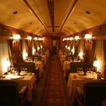 "Image for the Travel programme ""Luxury Trains"""