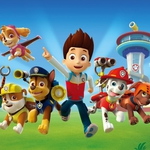 "Image for the Childrens programme ""Paw Patrol"""