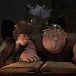 "Image for the Childrens programme ""Dreamworks Dragons: Riders of Berk: We are a Family"""