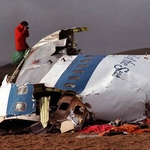 "Image for the Documentary programme ""Living with Lockerbie"""