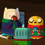"Image for the Childrens programme ""Christmas Special: Adventure Time"""