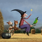 "Image for the Film programme ""Room on the Broom"""