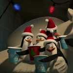 "Image for the Film programme ""The Madagascar Penguins in a Christmas Caper"""