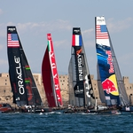 "Image for the Sport programme ""America's Cup"""