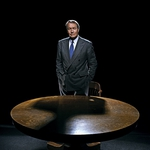 "Image for the Talk Show programme ""Charlie Rose"""