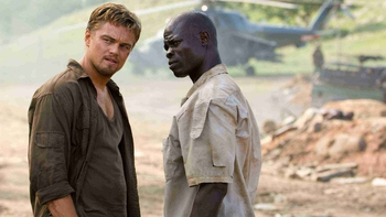 BLOOD DIAMOND - BLOOD DIAMOND QUESTION 1 ETHICAL …