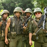 "Image for the Film programme ""Tropic Thunder"""