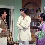 "Image for the Film programme ""Chupke Chupke"""
