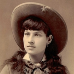 "Image for the Film programme ""Annie Oakley"""