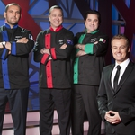 "Image for the Cookery programme ""Iron Chef Australia"""